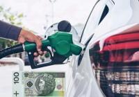 100zł benzyna