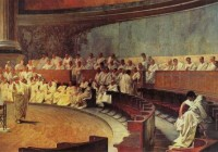 Cyceron-przemawiający-w-senacie.-Fresk-Cezara-Maccariego.-Palazzo-Madama-siedziba-włoskiego-senatu-w-Rzymie-500x312