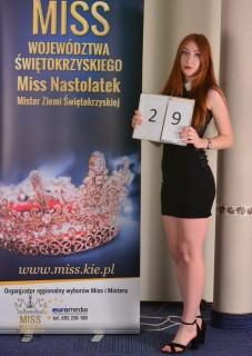 DSC_9703 Casting Miss Województwa Świętokrzyskiego 2019 Hotel Dal HKP (Kopiowanie)