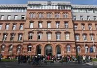 Główny budynek PK