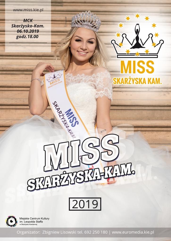 Miss Skarżyska 2019 -MCK 3 sw24